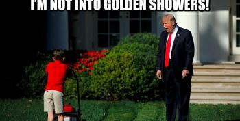 Nobody Asked: Trump Tells Fundraiser 'I'm Not Into Golden Showers'