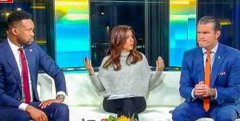 Fox Hosts Rage After University Discusses 'Right-hand Privilege'