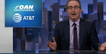 John Oliver Roasts AT&T: 'You're A Terrible Company'