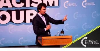 Charlie Kirk Asked When They Can Start Killing People Over Election Lies