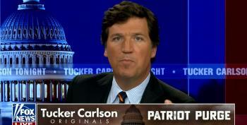 Tucker Carlson To Air False Flag Propaganda Special About Jan 6