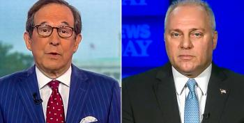 Chris Wallace Repeatedly Grills Steve Scalise On 'Stolen' Election