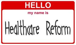 healthcare reform image