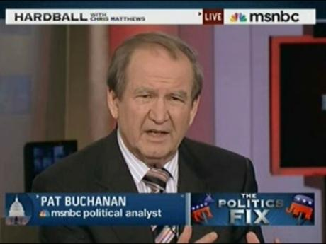 an analysis of pat buchanans views on isolationism