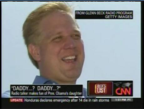 Glenn Beck Gets On 'Rick's List' For Attacks On 11-year-old Malia Obama,  Lame Apology