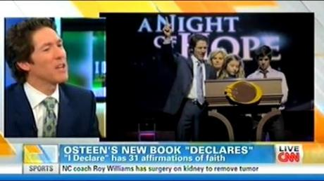 Joel osteen stance on homosexuality