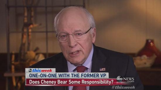 cheney dick liar