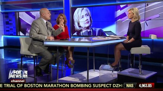 Fox News Legal Analyst Hillary Clinton Committed No
