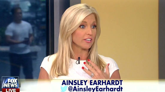 "Ainsley Earhardt's image - ""The first"