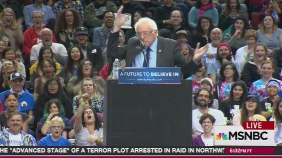 bernie sanders and a bird from oregon crooks and liars