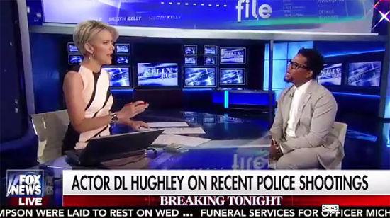 D.L. Hughley Blasts Megyn Kelly And Fox News Over Race