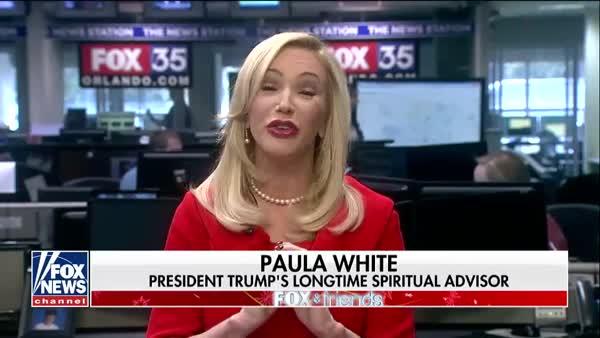 Trump's 'Spiritual Advisor' Tells Fox And Friends What A ...