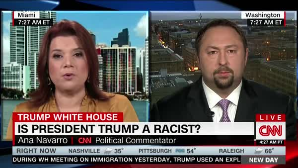 Image result for trump apologists on CNN, jason miller