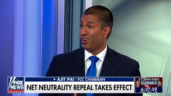 the internet is going to be better than ever ajit pai lies about