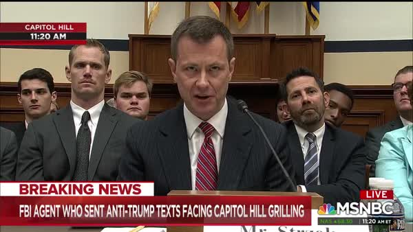 Image result for photo of peter strzok