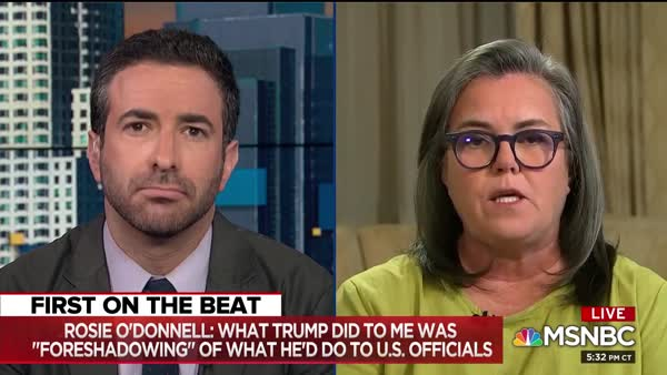 Rosie O'Donnell: 'Come November, We Will Save Democracy Or Lose It'