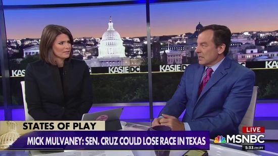 Ted Cruz's Former Strategist Admits He Could Lose