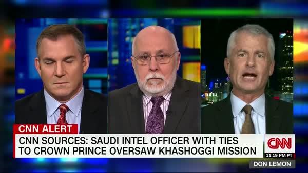 CNN Panelist: Trump Should 'Get Off His Fat Ass' On Saudis