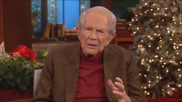 photo image Pat Robertson Attacks Global Warming As 'Climate Religion'