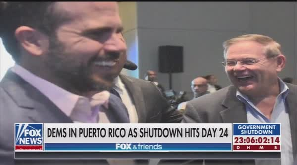 photo image Even After Jeanine Pirro Apologized To Pelosi, Fox Continues To Smear Hispanic Democrats Going To Puerto Rico
