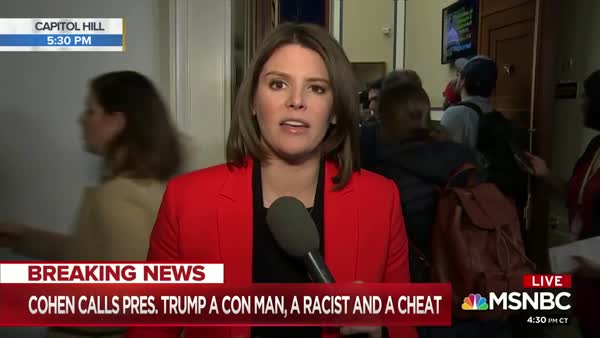 Kasie Hunt Asks Chuck Todd The Very Best Question