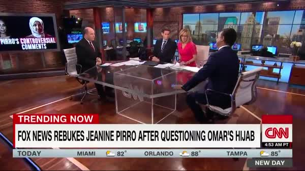 Alisyn Camerota Worked For Fox: They Pushed 'Sharia Law' Lies
