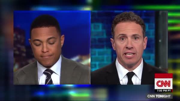 Don Lemon 'Fights' Chris Cuomo On Kellyanne Segment, But CNN Is The Problem