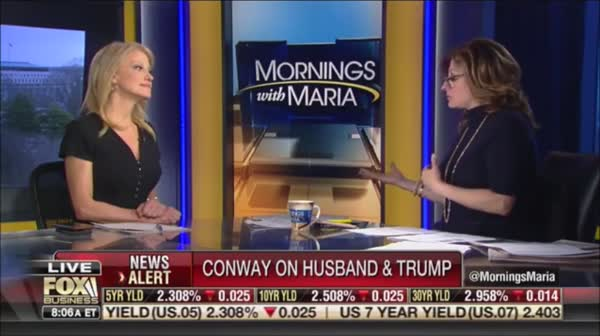 George Conway says Trump mentally unstable, suggests he