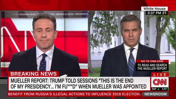 Chris Cuomo On Administration Spin: 'This Is BS And They Know It'