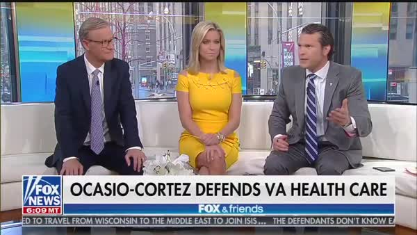 They're Obsessed With Her: Fox Host Yells Insults At AOC