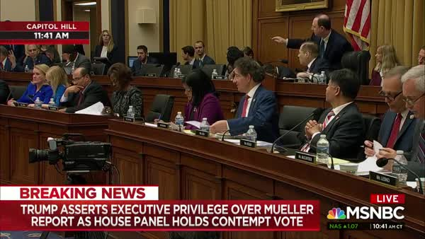 Rep. Jeffries Calls Out GOP Hypocrisy On 'Executive Privilege'