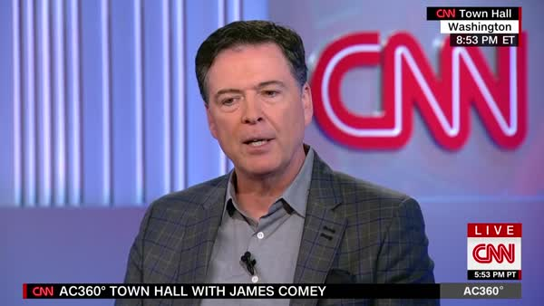 James Comey: Rod Rosenstein Was 'Not Strong Enough' To Stand Up To Trump