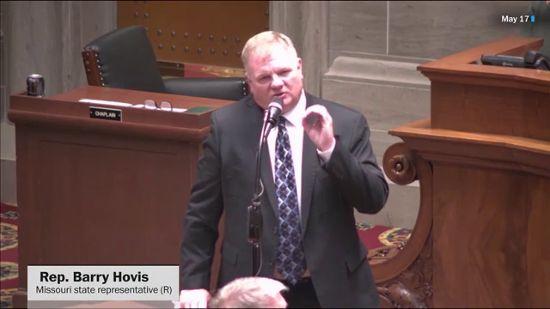 Missouri Republican Uses 'Consensual Rape' During Abortion Ban Debate