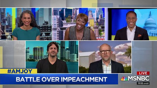 Rick Wilson: Impeachment Hearings Are A Death By A Thousand Cuts For Trump