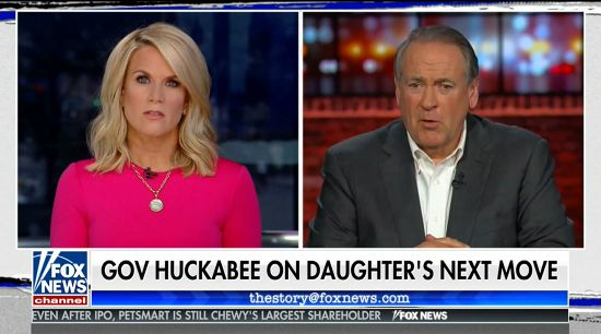 Mike Huckabee Whines About David Axelrod Calling His Daughter A Liar