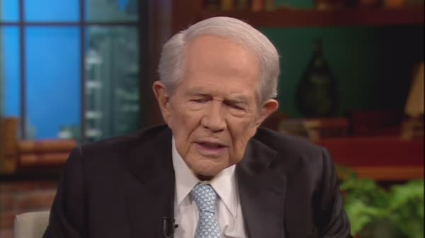 Even Pat Robertson Has No Clue What Trump's Policy Is On Iran