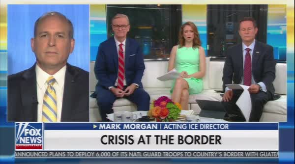 F&F's Host Defends Trump Camps For Kids: Can't Have A Hyatt At The Border