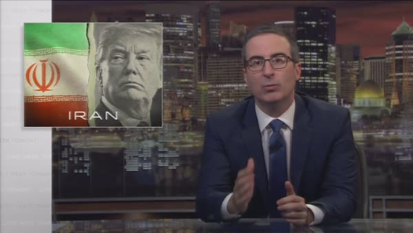 John Oliver Is Right: If Only Trump Was As Vicious To Russia As He Is To Iran