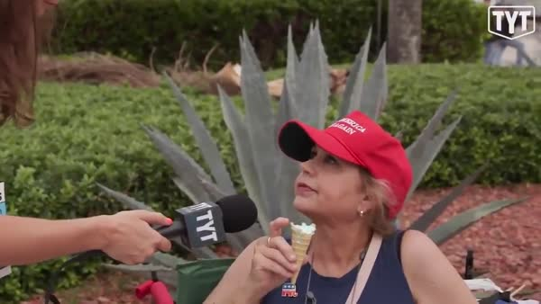 Bonkers Interview With Trump-ette Shows What A Gaslighting Cult MAGA Is