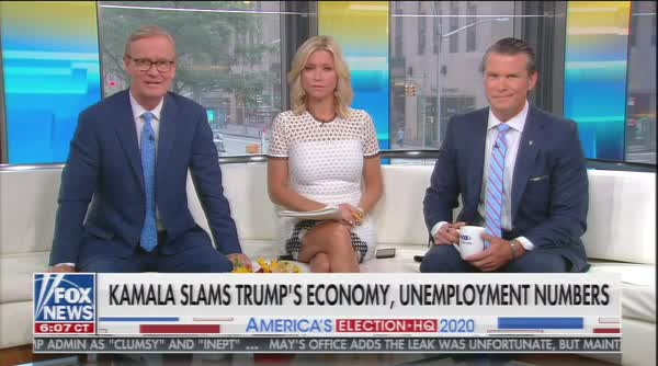 Fox And Friends Thanks God That Americans Work Multiple Jobs