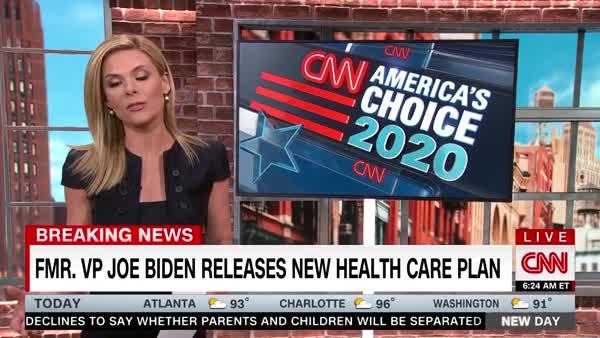 Joe Biden Releases His Medical Plan