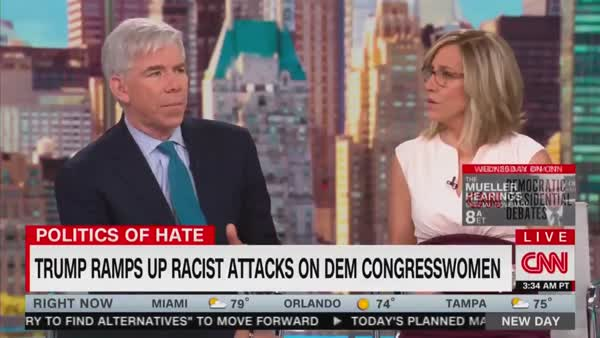 David Gregory Gets Regular Gig At CNN; Immediately Makes Excuses For GOP Racism
