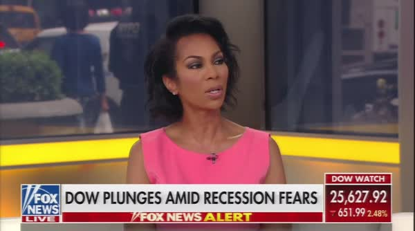 Fox News Host On Market Crash: Just Don't Look At Your 401K