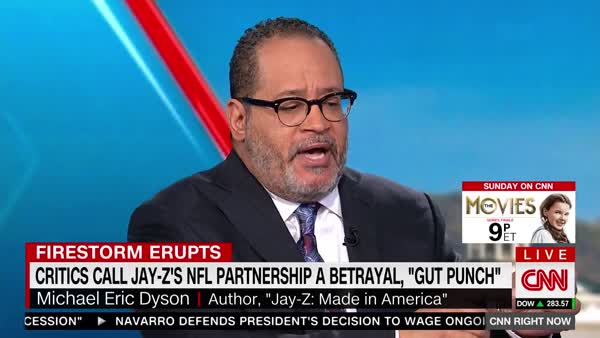 Michael Eric Dyson Defends Jay-Z's Decision To Work With The NFL