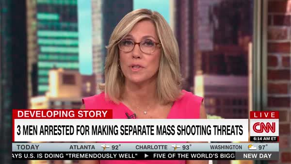 Mass Shootings Foiled In Florida, Connecticut, And Ohio This Weekend