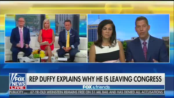 NOW Sean Duffy Needs Pre-Existing Protections He Tried To Kill