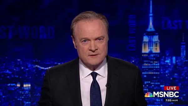 Lawrence O'Donnell Was Told Russian Oligarchs Cosigned Trump Loans