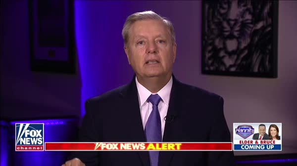 Sen. Lindsey Graham Salivates At Fantasy Of Putting Pres. Obama Under Oath