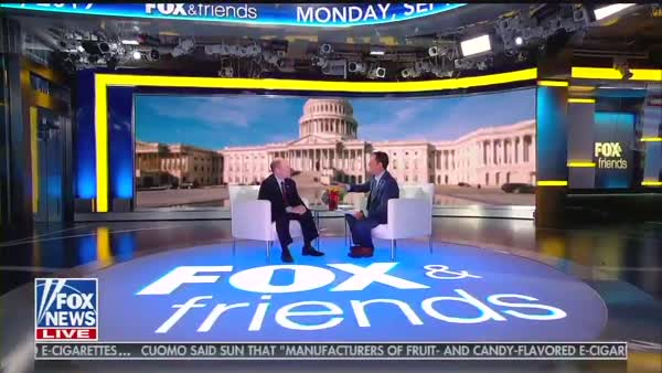 Chris Coons Sits His Butt On Fox And Argues For War With Iran