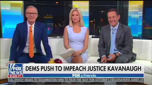 Trey Gowdy Equates Impeaching Kavanaugh With 'Death Penalty'